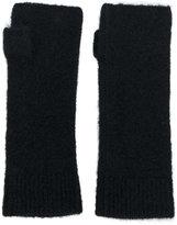 Isabel Marant finger-less gloves - women - Acrylic/Polyamide/Spandex/Elastane/Alpaca - One Size