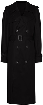 Wardrobe NYC Belted Trench Coat