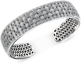Effy Balissima by Diamond Cuff Bracelet (3/5 ct.t.w.) in Sterling Silver