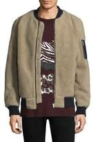 Wesc The Teddy Bomber Jacket