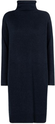 S Max Mara Adelfi wool and cashmere midi dress
