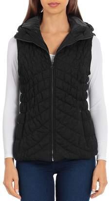 Bagatelle Hooded Water-Resistant Knit Vest