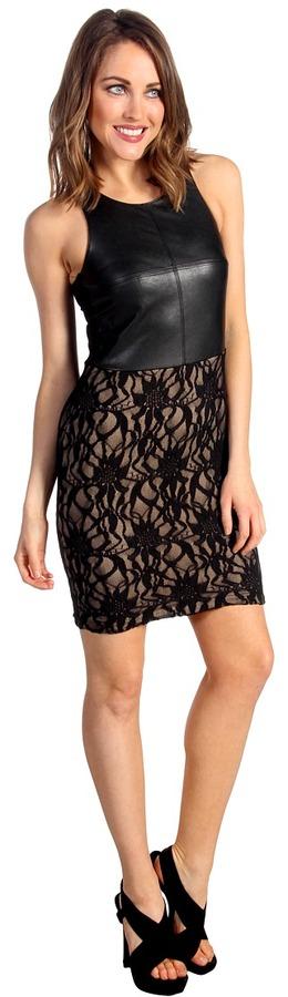Bailey 44 Madrid Dress (Negro) - Apparel