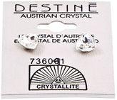Crystallite Destine Trillian Crystal Earrings