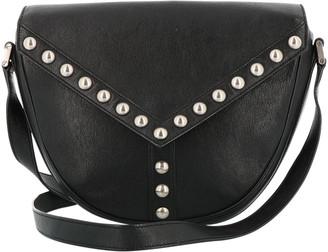 Saint Laurent Satchel Y studs Black Leather Handbags