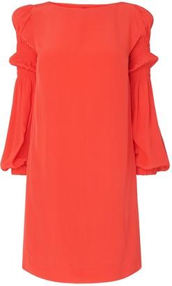 Kitri Pina Elasticated Sleeve Dress