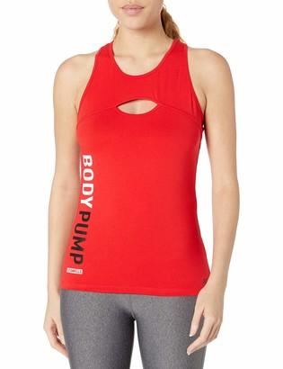 Reebok Women's Les Mills Bodypump Solid Tank Top