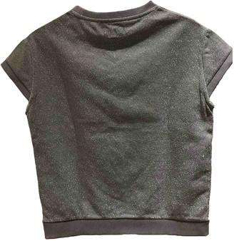 Eleven Paris Silver Cotton Knitwear for Women
