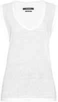 Isabel Marant Maik linen-jersey T-shirt