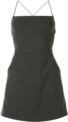 CHRISTOPHER ESBER Gienevere tie-back dress