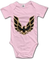 HggtdfK Trans-Am Series Logo Baby Climbing Clothes Bodysuit