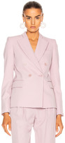 Stella McCartney Romy Tailored Blazer in Lilac | FWRD