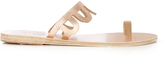 Ancient Greek Sandals Venus leather sandals