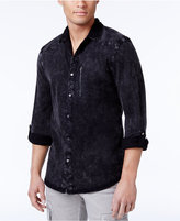 INC International Concepts Men's Textured Knit Shirt, Only at Macy's