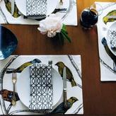 DwellStudio - chinoiserie placemats by DwellStudio
