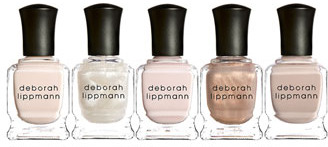 Deborah Lippmann 'Dancing in the Nude' Mini Nail Lacquer Set ($60 Value)