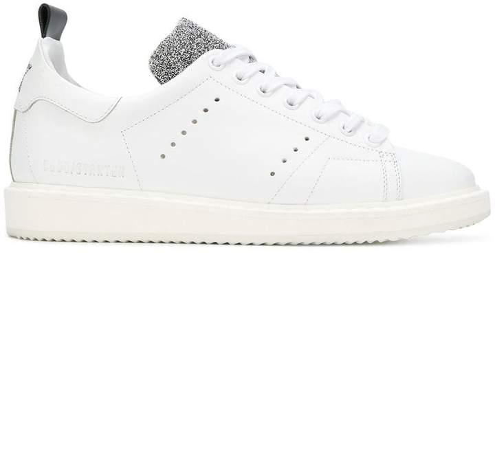 Golden Goose glitter Starter sneakers