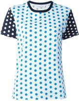 J.W.Anderson polka dot T-shirt