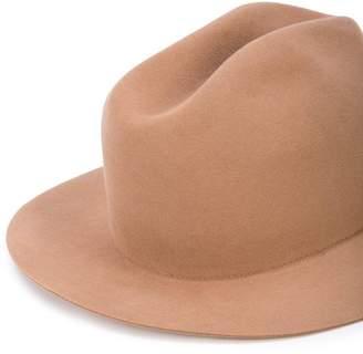 Maison Michel tylie trilby fedora hat