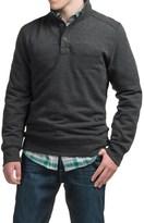 G.H. Bass & Co. Button Neck Sweatshirt (For Men)