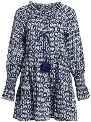 Figue Bella Ikat Mini Dress