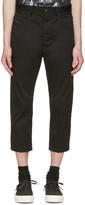 Diesel Black D-brad-a Trousers