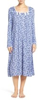 Eileen West Women's Print Modal Nightgown