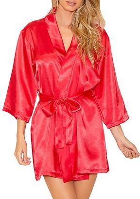 iCollection Satin Robe
