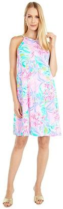 Lilly Pulitzer Margot Dress (Multi It Was All A Dream) Women's Dress