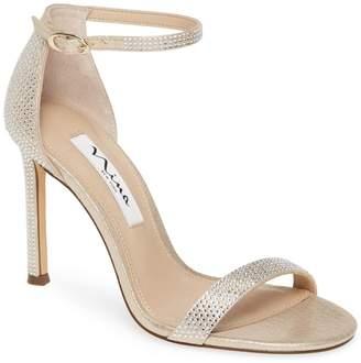 Nina Dayzee Crystal Ankle Strap Sandal