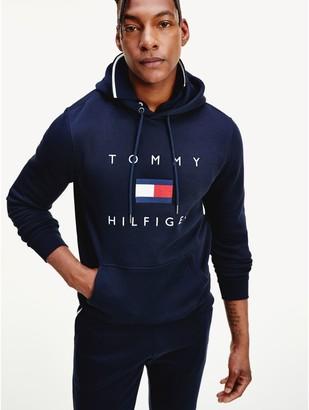 Tommy Hilfiger Signature Flag Hoodie
