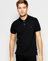 Esprit Pique Polo Shirt In Slim Fit