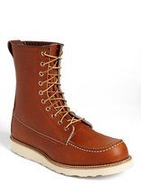 Red Wing Shoes '877' Moc Toe Boot
