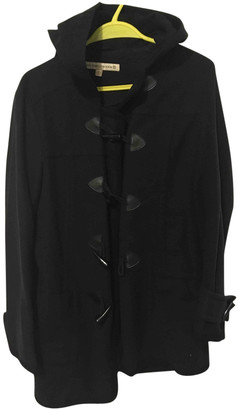 French Connection Black Wool Coats
