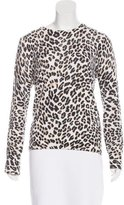 Equipment Cashmere Printed Sweater