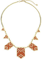 House Of Harlow Classic Caged Station Necklace
