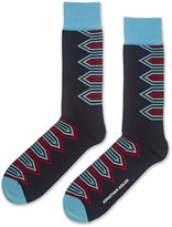 Jonathan Adler Men's Chevron Socks