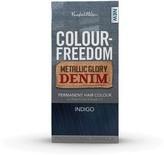 Colour Freedom Metallic Glory Denim Indigo
