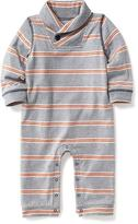 Old Navy Shawl-Collar One-Piece for Baby