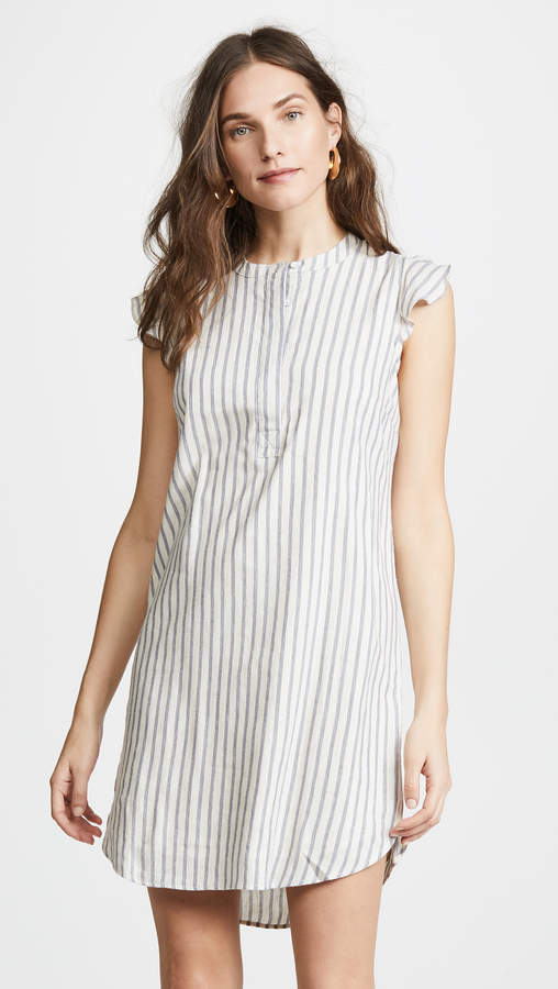 Splendid Pirouette Striped Dress