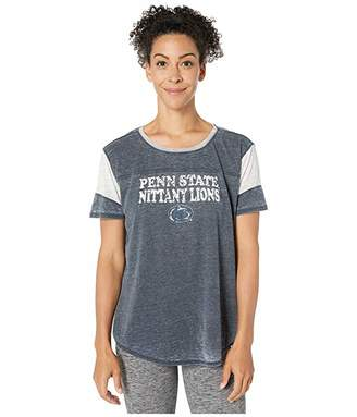 '47 College Penn State Nittany Lions Fade Out Boyfriend Tee