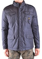 Refrigiwear Men's Blue Polyamide Outerwear Jacket.