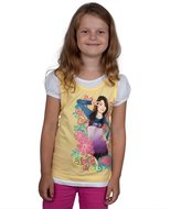 iCarly - Peace Sign Girls Juvy Short Sleeve 2fer - JuvyX