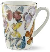 Williams-Sonoma Williams Sonoma Floral Meadow Mugs, Butterfly