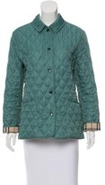 Burberry Constance Quilted Jacket