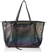 Rebecca Minkoff EZ Zip Top Tote Shoulder Bag