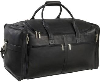 Le Donne Leather Classic Cabin Duffel Bag