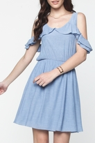 Everly Coastal Breeze Dress