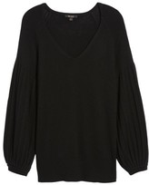 Ella Moss Women's Francesca V-Neck Sweater