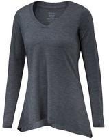 Ibex Women's Rowan V-Neck Long Sleeve Shirt